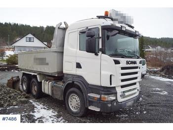 Scania R500 - tipp lastebil