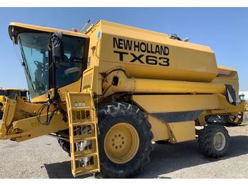 New Holland TX63 SL  - labības kombains