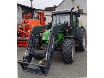 Deutz-Fahr AGROPLUS 80 - riteņu traktors