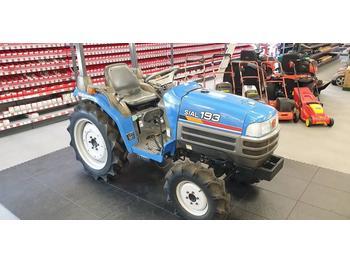 Iseki Sial 193 midi mini tuin trekker  - riteņu traktors