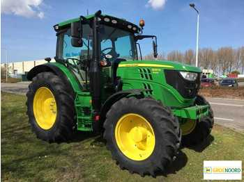 Riteņu traktors John Deere 6130R AP Autopower IVT 50Km Traktor Trekker