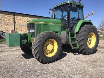 John Deere 7600 - riteņu traktors