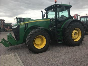Riteņu traktors John Deere 8370R