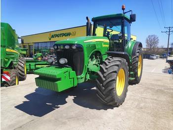 John Deere 8420 - riteņu traktors