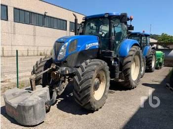 NEW HOLLAND T7.210 - riteņu traktors