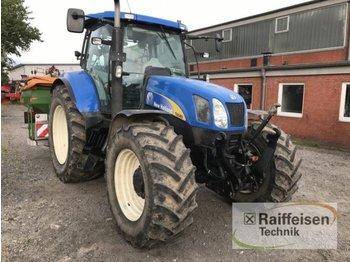 New Holland T6080 RC - riteņu traktors