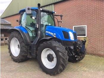 New Holland T6.140 Electro Command - riteņu traktors