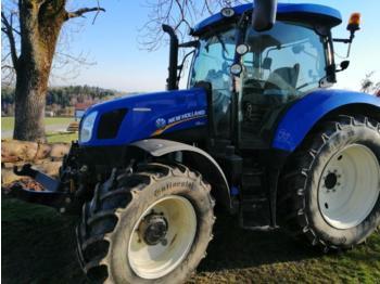 New Holland T6.150 Auto Command - riteņu traktors