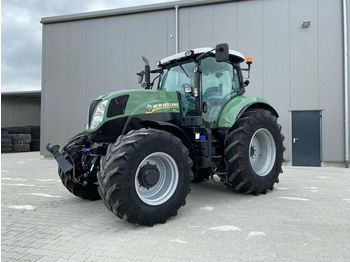 New Holland T7.210 - riteņu traktors