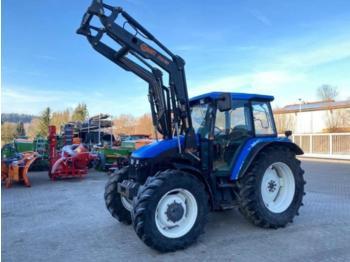 New Holland TS 100 - riteņu traktors