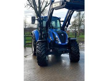 New Holland T 5.100 ELECTRO COMMAND - riteņu traktors