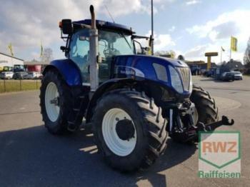 New Holland T 7060 PC - riteņu traktors