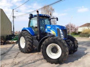 New Holland T 8050 - riteņu traktors