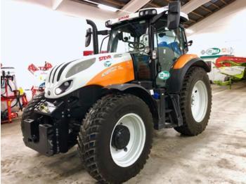 Steyr 4125 Profi CVT - riteņu traktors