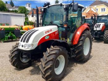 Steyr Kompakt 4055 S Komfort Stufe3B - riteņu traktors