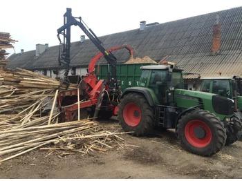 ESCHLBÖCK Biber 82Z - измельчитель древесины