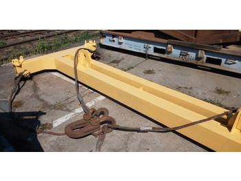 * 20ft toplift frame for crane  - liftmaskin
