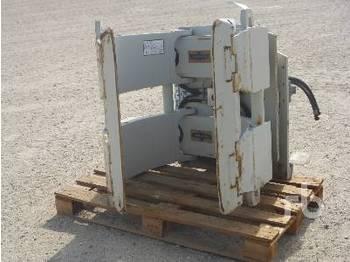 Cascade Hydraulic Roll Clamp - lisaseade