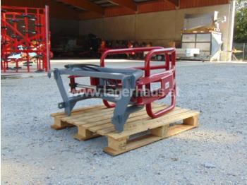 STEKRO BALLENGREIFER SMART - esilaadur traktorile