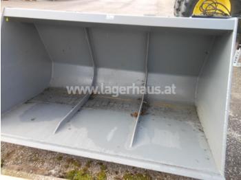 STEKRO SCHAUFEL GERUNDET - esilaadur traktorile
