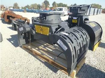 MUSTANG GRP1500 Hydraulic - haarats