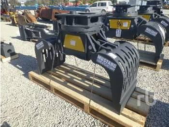 MUSTANG GRP450 Hydraulic - haarats