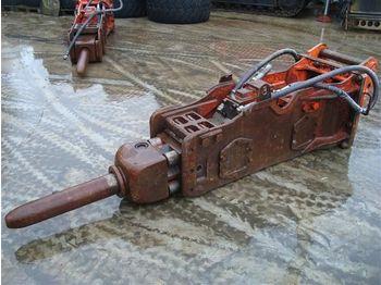 NPK H16XE hydraulic hammer  - hüdrauliline haamer