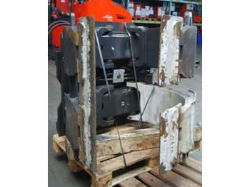Rollenklammer Cascade - Cascade 110F-RD-506C  - kahvlid