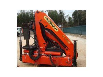 PALFINGER Truck mounted cranePK 12080  - lisaseade