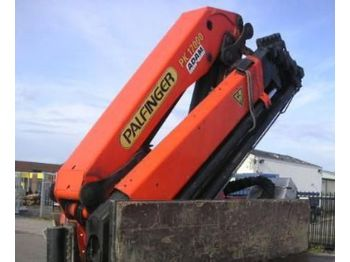 PALFINGER Truck mounted cranePK 17000 - lisaseade