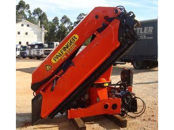 PALFINGER Truck mounted cranePK 35000 D - lisaseade