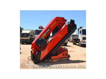 PALFINGER Truck mounted cranePK 35000 F - lisaseade