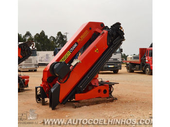 PALFINGER Truck mounted cranePK 35000 F - veoautolt tõusev kraana