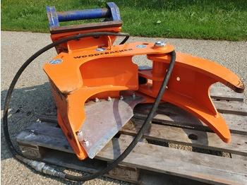 Westtech Woodcracker CL 190 - валочна головка