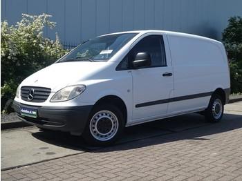 Цельнометаллический фургон Mercedes-Benz Vito 109 cdi