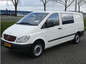 Цельнометаллический фургон Mercedes-Benz Vito 109 cdi l dc
