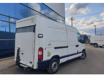 Renault Master up to 500kg  - цельнометаллический фургон