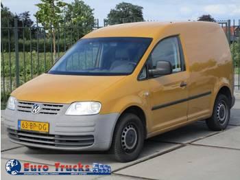 Volkswagen CADDY SDI 51 KW BESTEL - цельнометаллический фургон