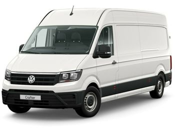 Цельнометаллический фургон Volkswagen Crafter 35 LR L4H3 2.0 TDI 103 kW /6-Gang/EURO 6