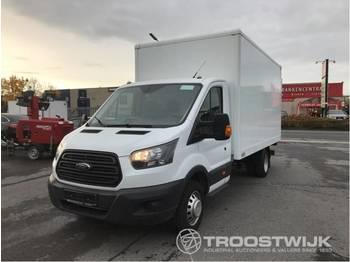 Малотоннажный фургон Ford Transit