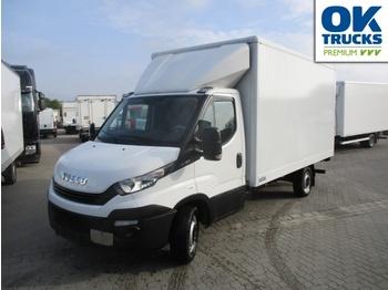 Малотоннажный фургон Iveco Daily 35S16 Koffer/LBW, Nutzlast 1.000 kg
