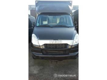 Iveco Daily 6,5 t (Erdgas) - малотоннажный фургон