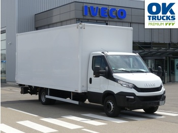 Малотоннажный фургон Iveco Daily 70C17/P