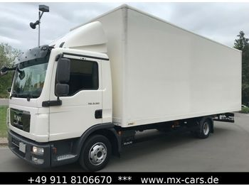 MAN TGL 8.180 7.180 Möbel Koffer EURO 5 7,22 m. Lang  - малотоннажный фургон