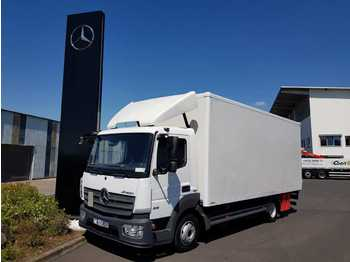 Mercedes-Benz Atego 816 L 4x2 Koffer + LBW 1.500kg Kamera EU6  - малотоннажный фургон