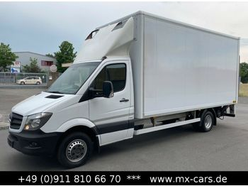Mercedes-Benz Sprinter 516 CDI 5t. EURO 6 Maxi LBW 5,15 m.  - малотоннажный фургон