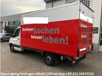 Малотоннажный фургон Mercedes-Benz - Sprinter II Pritsche 313 CDI Koffer