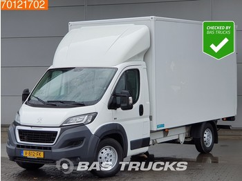 Малотоннажный фургон Peugeot Boxer 2.2 HDi Bakwagen Laadklep Navi Airco L4H1 17m3 A/C Cruise control