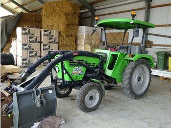 Deutz-Fahr D 2506 mit Frontlader  - maataloustraktori
