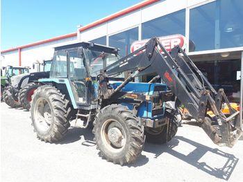 Landini 8550 Maxiblock  - maataloustraktori